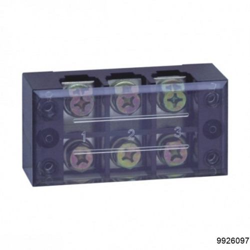 Блок зажимов ТВ-2504 25A, арт.9926097