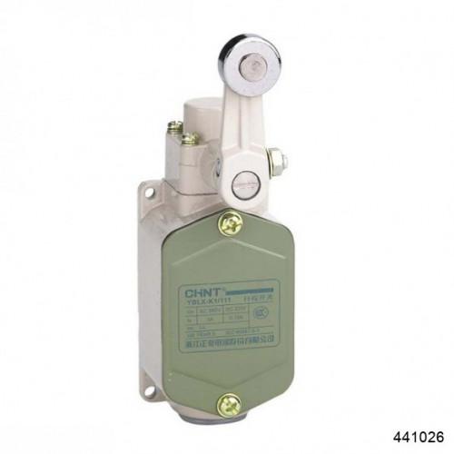 Выключатель путевой YBLX-K1/211 c двумя роликами (CHINT), арт.441026