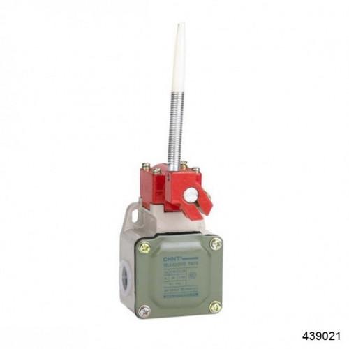 Выключатель путевой YBLX-K3/20S/B с роликом-рычагом (CHINT), арт.439021