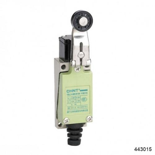 Выключатель путевой YBLX-ME/8112 с горизонтальным плунжером прямого давления (CHINT), арт.443015