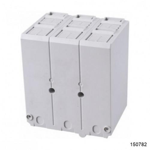 LT24 Большие защитные крышки выводов, NM8(S)-250/4P, арт.150782