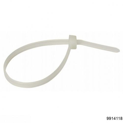 Xомуты NCT-4.8*350 (белый) (уп. /100 шт), арт.9914118