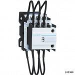 Контактор для компенсации реактивной мощности CJ19-6312, 30кВАр, 1НО+2НЗ, 400В (CHINT), арт.243369