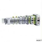 Зажим наборный JXB-6мм2 (JXB50А) серый, арт.9928077