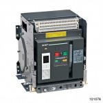 Воздушный автоматический выключатель NA1-2000-630M/3Р стац, AC220B тип М (CHINT), арт.101076