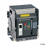 Воздушный автоматический выключатель  NA1-2000-1600М/3P стационарный, 1600A, 80kA, AC220В тип М (CHINT), арт.101084