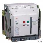Воздушный автоматический выключатель NA8G-2500-1600М/3P стац., 1600А, 80кА, тип М, АC220В (CHINT), арт.111625