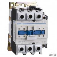 Контактор NC1-9511 95А 230В/АС3 1НО+1НЗ 50Гц (CHINT), арт.223156