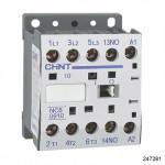 Контактор NC6-0904 9А 110В 50Гц (CHINT), арт.247281