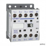 Контактор NC6-0904 9А 24В 50Гц (CHINT), арт.247291