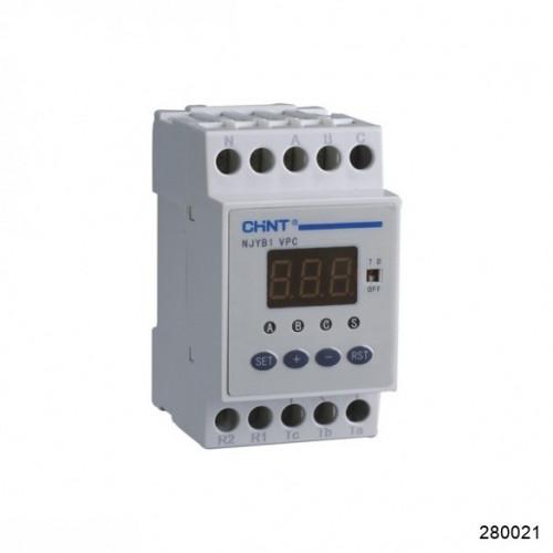 Реле контроль фаз NJB1-X AC380V (CHINT), арт.280021