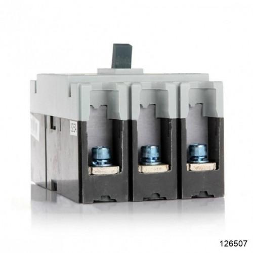 Автоматический выключатель NM1-125S/3Р 40A 25кА (CHINT), арт.126507