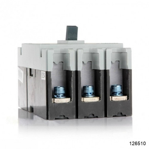 Автоматический выключатель NM1-125S/3Р 80A 25кА (CHINT), арт.126510