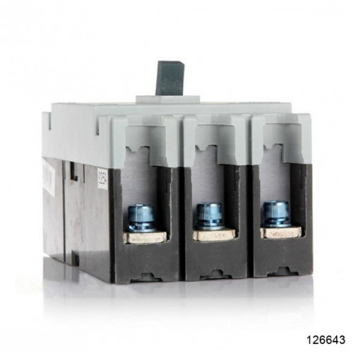 Автоматический выключатель NM1-400S/3Р 350A 35кА (CHINT), арт.126643