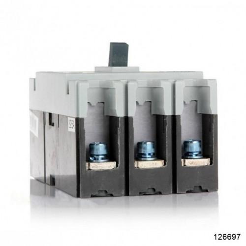 Автоматический выключатель NM1-63H/3Р 40A 35кА (CHINT), арт.126697