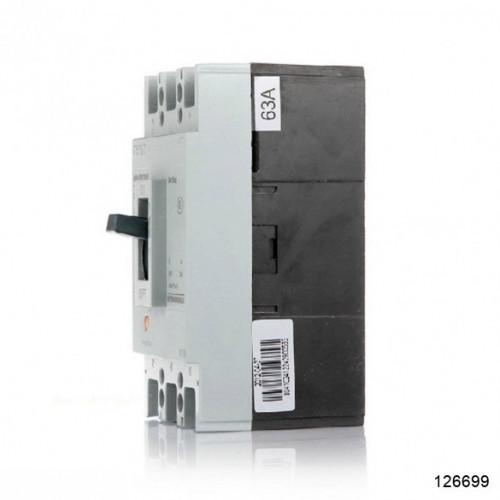Автоматический выключатель NM1-63H/3Р 63А 35кА (CHINT), арт.126699