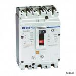 Автоматический выключатель NM8-250S 3P 125А 50кА (CHINT), арт.149447