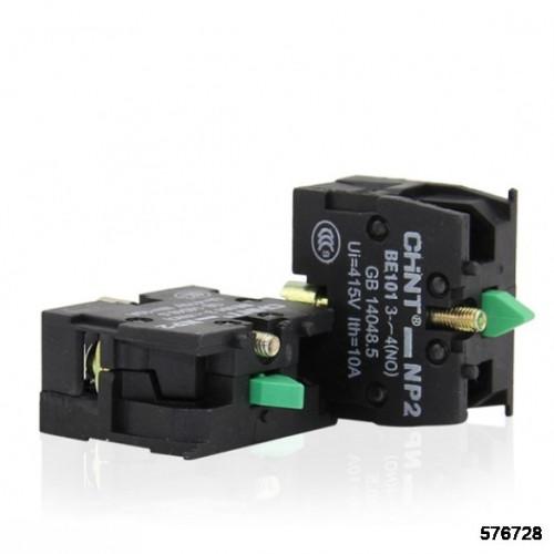 Блоки контактные NP2-BE101, 1НО (CHINT), арт.576728