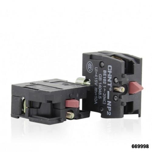 Блок контактный 1НО для NP8, арт.669998