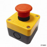 Кнопочный пост NP2-J174,1НО (CHINT), арт.574883