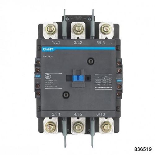 Контактор NXC-185 185A 220В/АС3 1НО+1НЗ 50Гц (CHINT), арт.836519