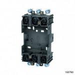 PL23 Основание втычного исполнения NM8S-125/250/3P; NM8-250/3P (CHINT), арт.150760