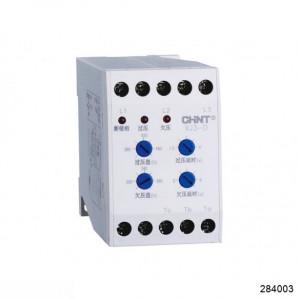 Реле контроля фаз серии XJ3-D (1)