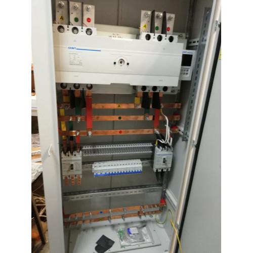 Устройство Автоматического ввода резерва (АВР) NZ7-400S/3P 400A (CHINT), арт.422177
